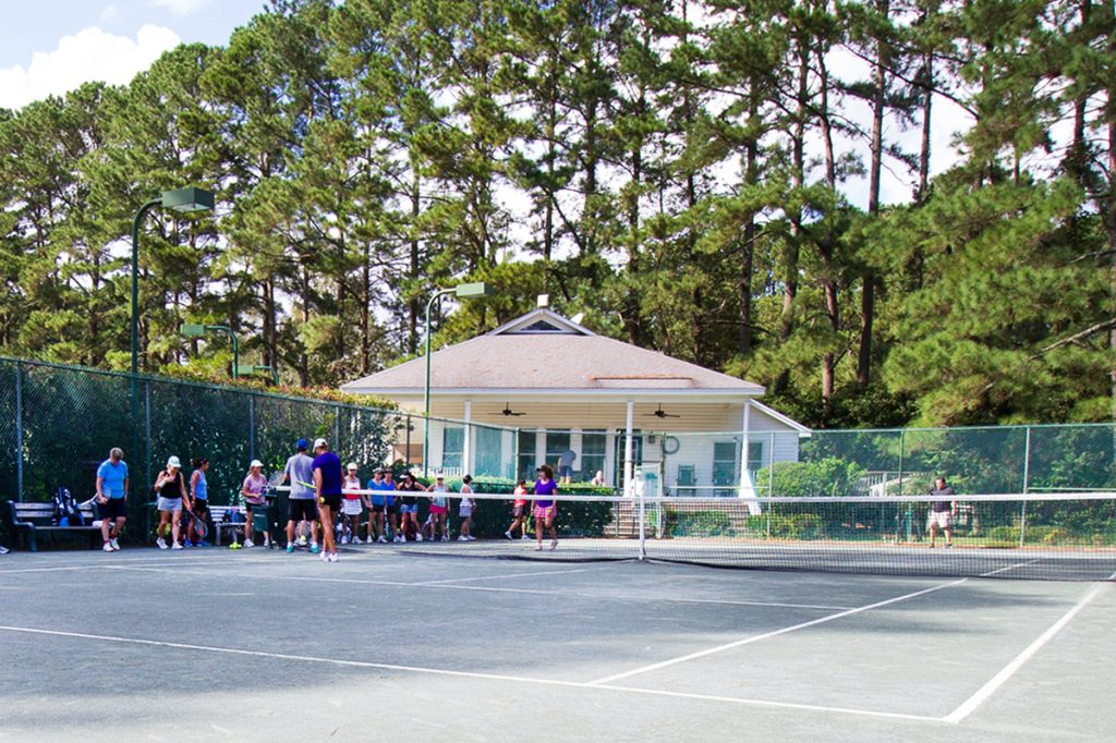 Baywood Tennis Programs